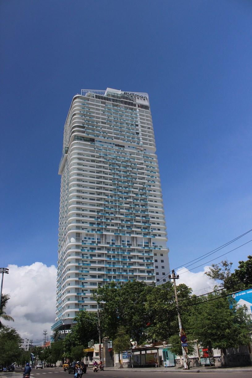 Cận cảnh tòa nhà cao nhất Bình Định sau nhiều lần được điều chỉnh qui hoạch - Ảnh 5