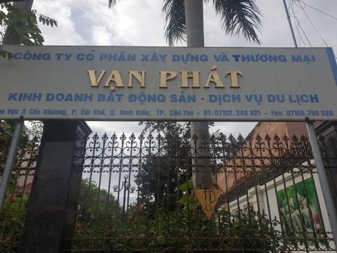 Theo tìm hiểu của PV, ông Nguyễn Văn On là chủ Công ty TNHH Nam Châu và Vạn Phát Group