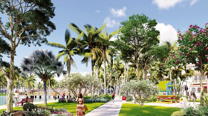 Sun Group ra mắt khu đô thị sinh thái nghỉ dưỡng ven sông - Sun Riverside Village tại Sầm Sơn - Ảnh 2