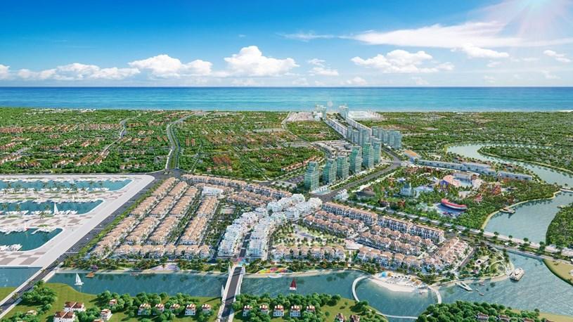 Sun Group ra mắt khu đô thị sinh thái nghỉ dưỡng ven sông - Sun Riverside Village tại Sầm Sơn - Ảnh 1