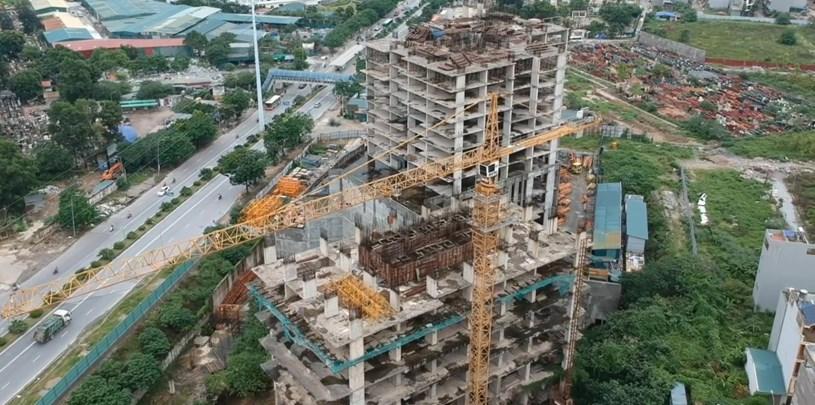 Hà Nội điểm danh 287 dự án được giao đất chậm triển khai, vi phạm Luật Đất đai - Ảnh 1