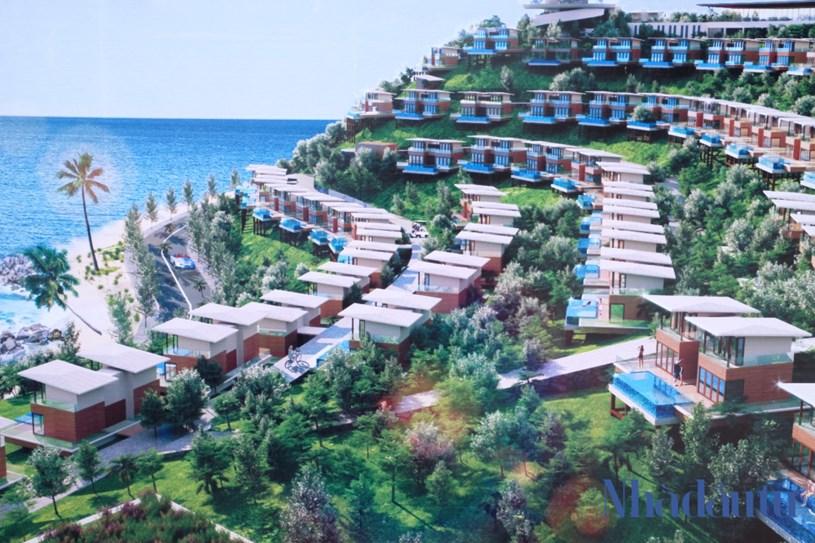 Sau 2 năm đổi chủ, dự án Bãi Lữ Resort của Tân Á Đại Thành giờ ra sao? - Ảnh 2