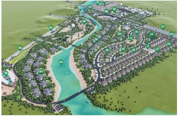 Chưa tìm được nhà đầu tư dự án khu du lịch suối nước nóng Hội Vân