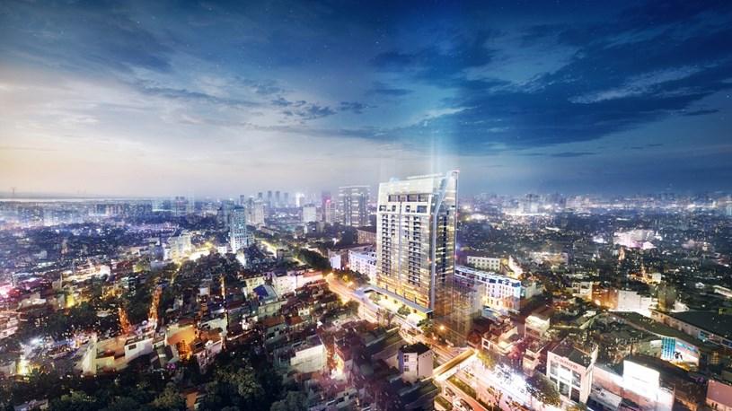 Dự án hạng sang đã hoàn thiện tại trung tâm Ba Đình chuẩn bị mở bán - Ảnh 1