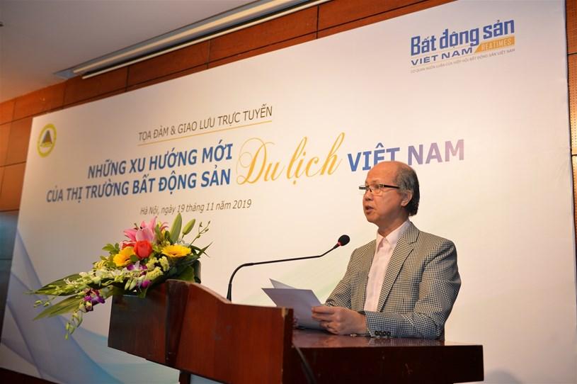 Theo ông Nam, giá bất động sản du lịch ở Việt Nam đang ở mức thấp so với các quốc gia có cùng tiềm năng du lịch.