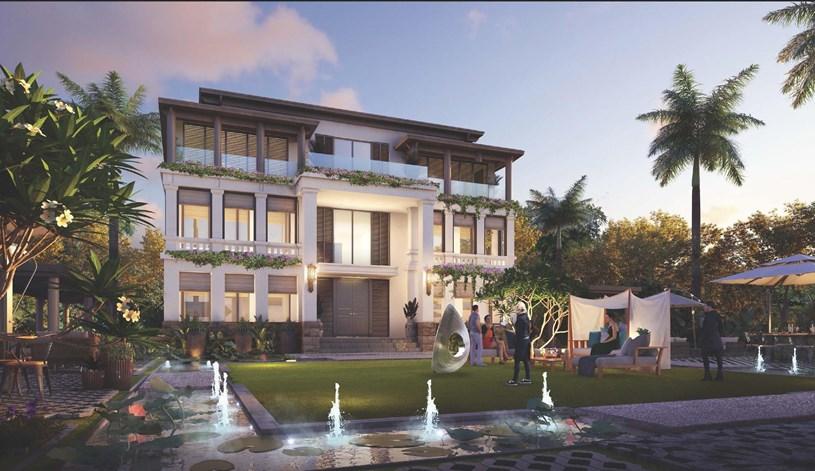 Biệt thự VIP tại dự án Sunshine Heritage ở Hà Nội, một chốn nghỉ dưỡng tuyệt hảo kéo dài trải nghiệm bất tận từ ngày sang đêm