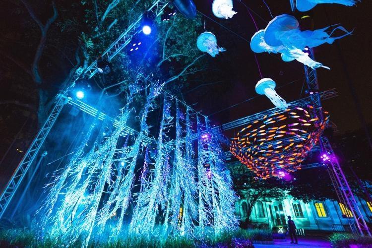 Các show nghệ thuật đỉnh cao sẽ được trình diễn tại Sunshine Heritage trở thành điểm đến không thể bỏ qua đối với du khách