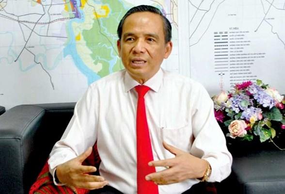 Ông Lê Hoàng Châu - Chủ tịch Hiệp hội BĐS TP. Hồ Chí Minh (HoREA).