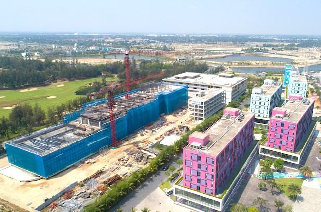 Đà Nẵng cho phép chuyển đổi căn hộ khách sạn (condotel- không hình thành đơn vị ở) thành căn hộ chung cư (hình thành đơn vị ở) tại dự án Cocobay.