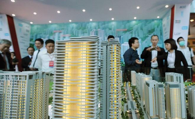 Bất chấp thị trường khó khăn, doanh nghiệp bất động sản vẫn ồ ạt thành lập mới (Ảnh minh hoạ)