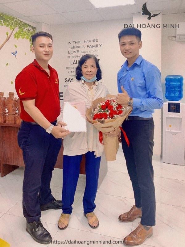 CTCP Đầu Tư BĐS Đại Hoàng Minh thông tin về việc khiếu nại của khách hàng - Ảnh 1