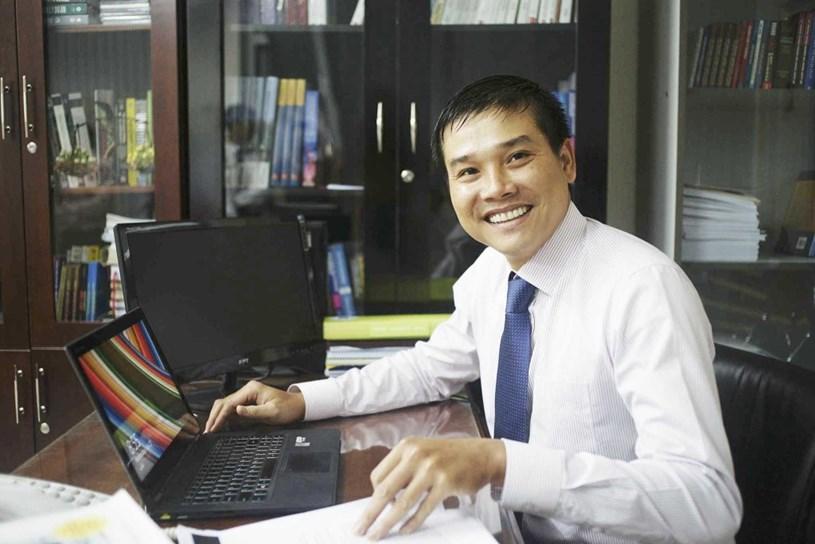 ThS. Huỳnh Phước Nghĩa-Phó trưởng khoa Kinh doanh quốc tế - Marketing Đại học Kinh tế TP HCM