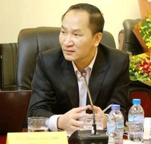 ông Phạm Đức Toản – Tổng giám đốc EZ Việt Nam. Ảnh BXD