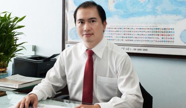 Chủ tịch Công ty TAT Law firm – Đoàn luật sư TP Hà Nội