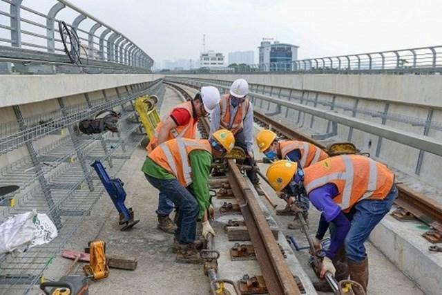 Tuyến đường sắt đô thị Văn Cao - Hòa Lạc hơn 65.000 tỷ sẽ lấy nguồn vốn từ đâu? - Ảnh 1