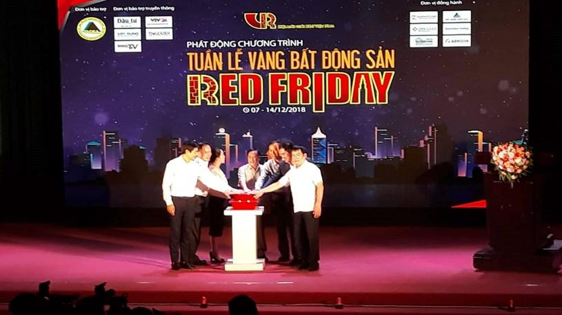 Red Friday Red Friday Trong lĩnh vực BĐS