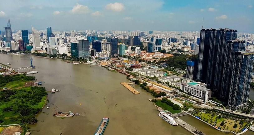 Trả lại hành lang bờ Tây sông Sài Gòn - Ảnh 1