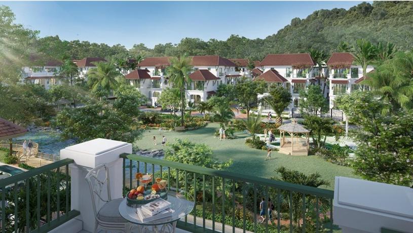 Biệt thự Sun Tropical Village là không gian lý tưởng để nghỉ dưỡng, chăm sóc sức khỏe. (Hình ảnh minh họa)
