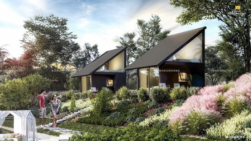 Dự án Ba Vì Lodge