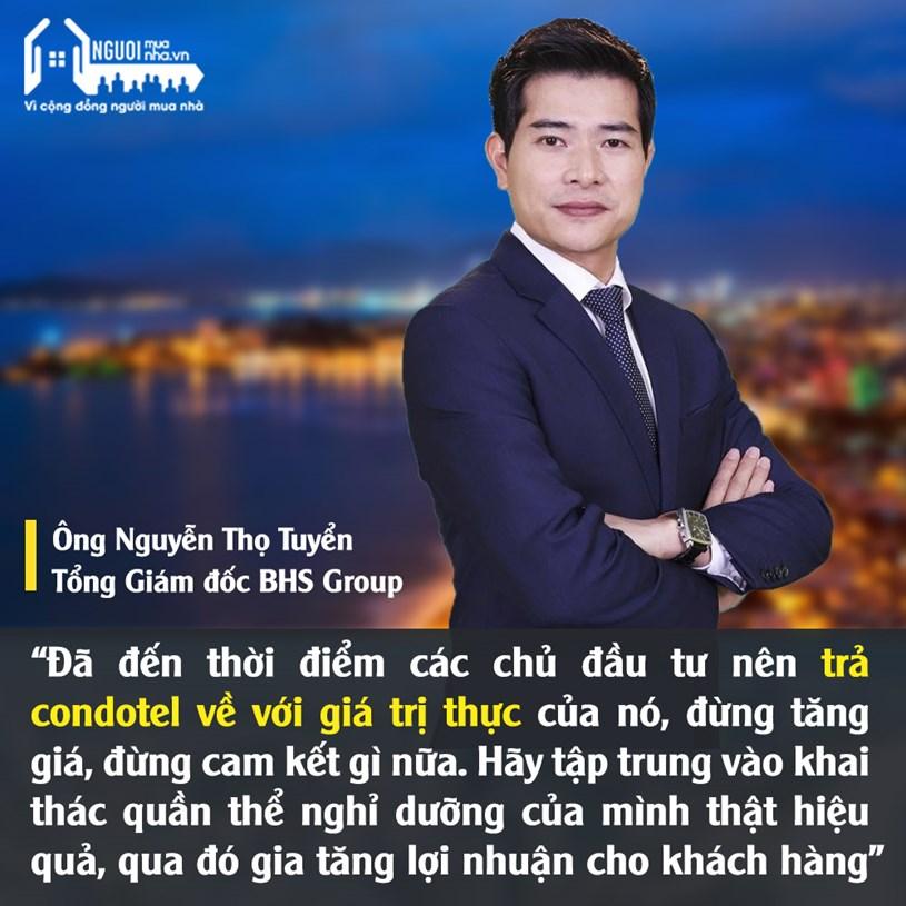Vụ cấp sổ Condotel: Người mua nhà nên mua vào hay bán ra? - Ảnh 1
