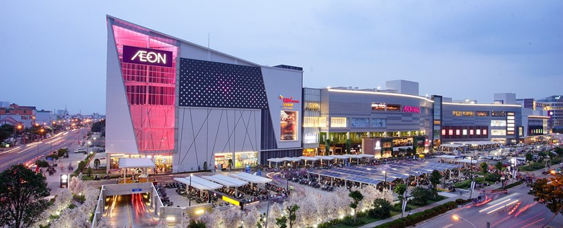 Aeon Mall Hà Đông đang nâng tầm giá trị các BĐS lân cận