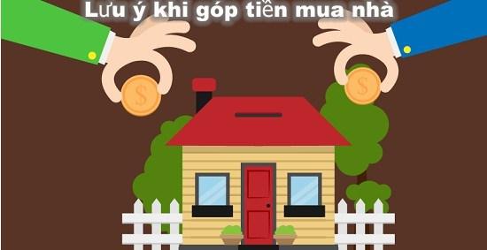 Cần biết điều này nếu có ý định cùng người yêu góp tiền mua nhà - Ảnh 1