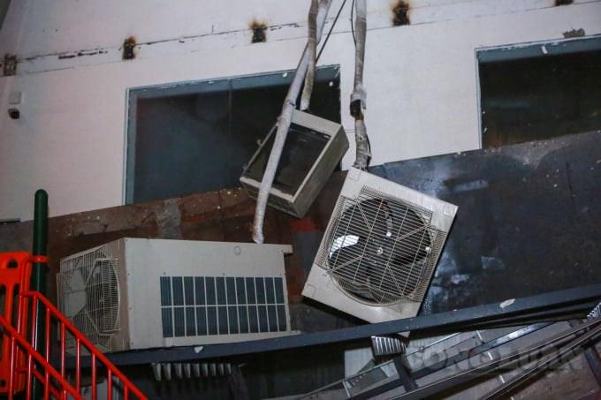 Tai nạn kinh hoàng tại chung cư An Bình (An Bình Plaza, số 97, Trần Bình- Mỹ Đình II, HN)  - Ảnh 4