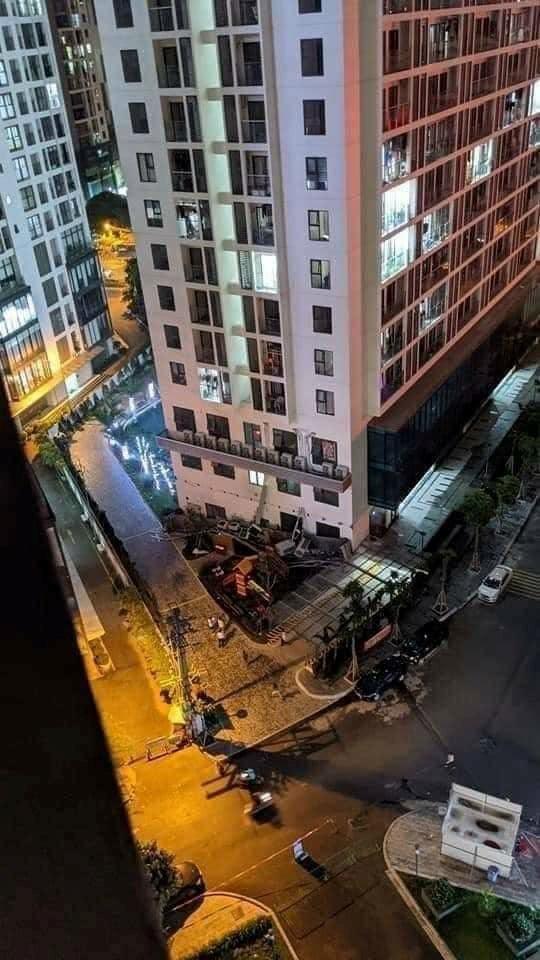 Tai nạn kinh hoàng tại chung cư An Bình (An Bình Plaza, số 97, Trần Bình- Mỹ Đình II, HN)  - Ảnh 2