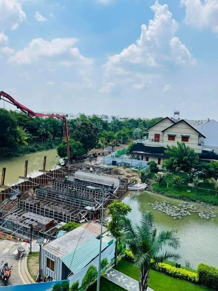 Thành Phố Xanh – Khang Điền Phú Hữu: Cập nhật tiến độ dự án tháng 6/2021 - Ảnh 1
