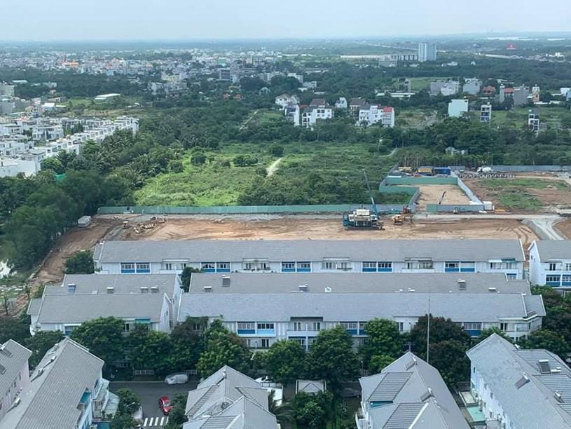 Thành Phố Xanh – Khang Điền Phú Hữu: Cập nhật tiến độ dự án tháng 6/2021 - Ảnh 2