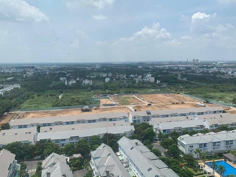 Thành Phố Xanh – Khang Điền Phú Hữu: Cập nhật tiến độ dự án tháng 6/2021 - Ảnh 5
