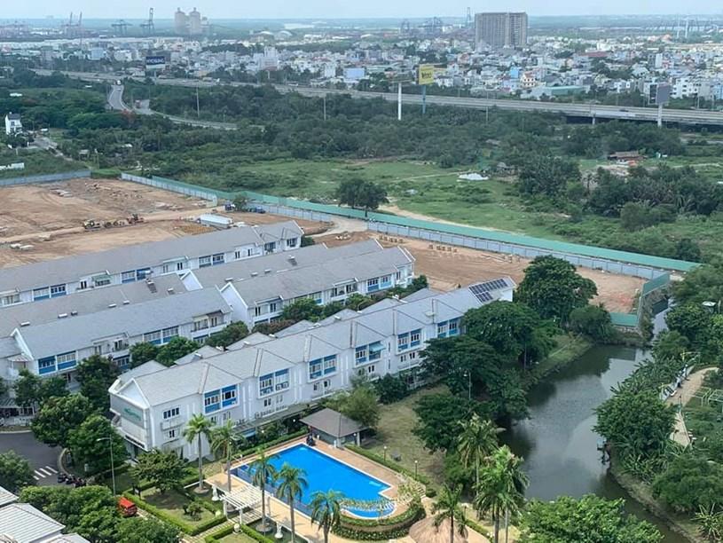 Thành Phố Xanh – Khang Điền Phú Hữu: Cập nhật tiến độ dự án tháng 6/2021 - Ảnh 7