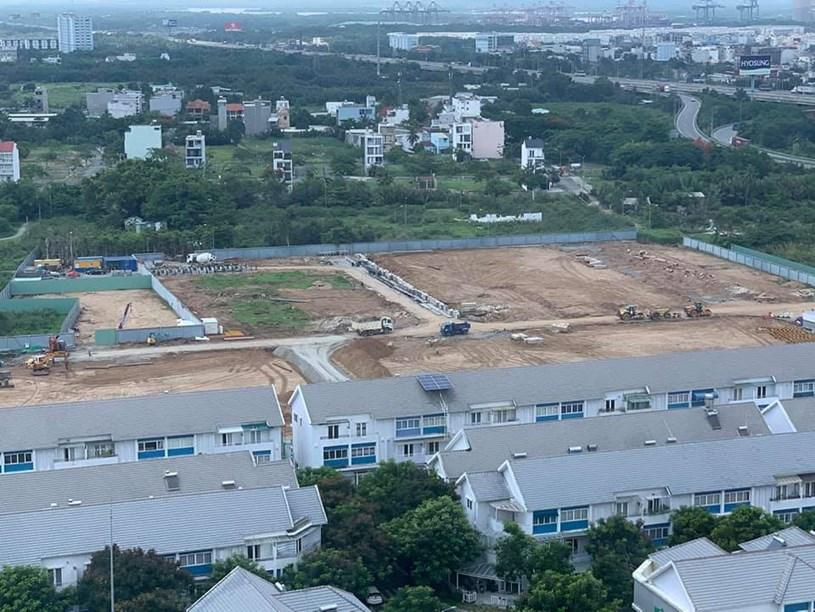 Thành Phố Xanh – Khang Điền Phú Hữu: Cập nhật tiến độ dự án tháng 6/2021 - Ảnh 6