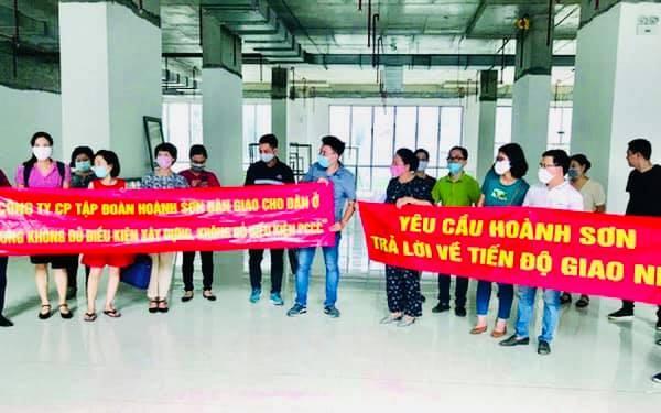"""Đại gia Hà Tĩnh """"sa lầy"""" trong các dự án BĐS Hà Nội, nợ tới 1,5 tỷ tiền điện, khiến cả ngàn cư dân chung cư Bộ Công An có nguy cơ sống trong bóng tối  - Ảnh 2"""