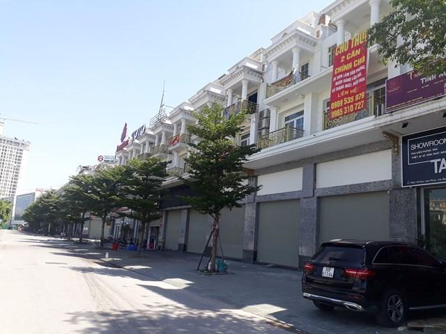 Loạt dự án shophouse 150 triệu/m2 trên tuyến Tố Hữu cửa đóng, bỏ hoang: Shophouse Him Lam Vạn Phúc giá đến 300 triệu đồng/m2 có cơ hội đầu tư sinh lời hay không? - Ảnh 12