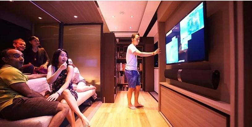 Giải pháp thông minh cho căn hộ chung cư nhỏ - Một ví dụ từ Hong Kong - Ảnh 4