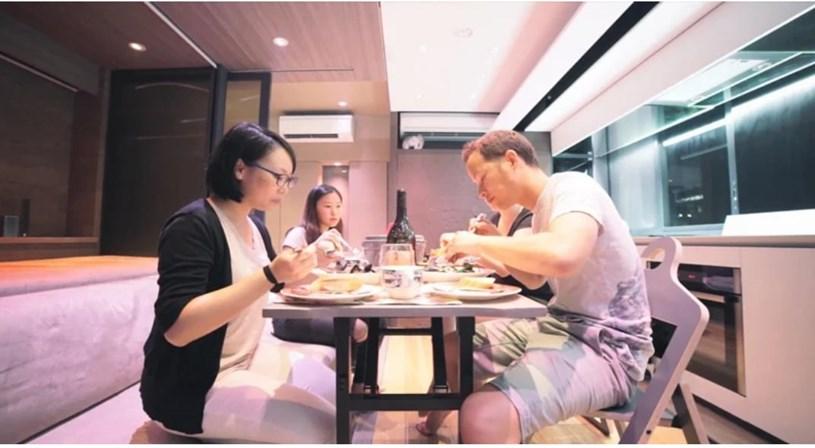 Giải pháp thông minh cho căn hộ chung cư nhỏ - Một ví dụ từ Hong Kong - Ảnh 2