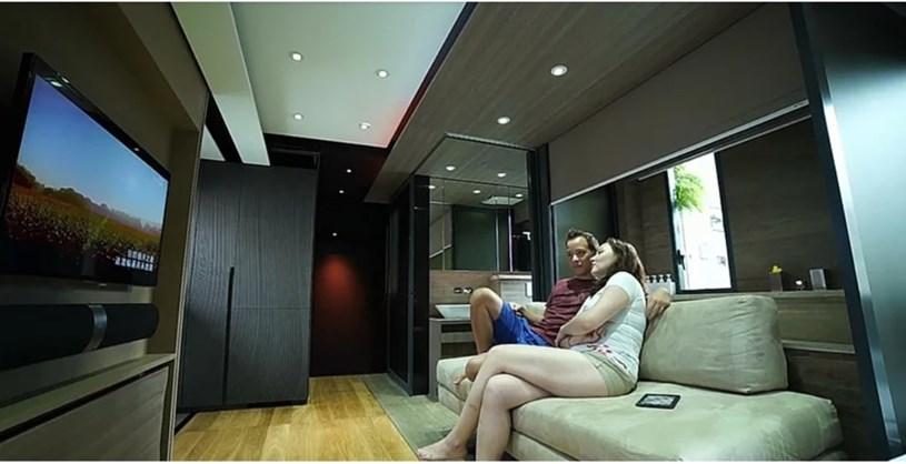 Giải pháp thông minh cho căn hộ chung cư nhỏ - Một ví dụ từ Hong Kong - Ảnh 1